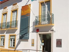 Fachada do Museu Municipal de Ferreira do Alentejo
