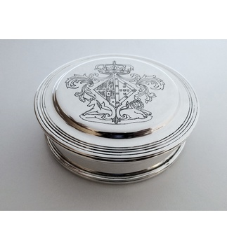 <p>Replica<br /> Silver<br /> 17th century</p>