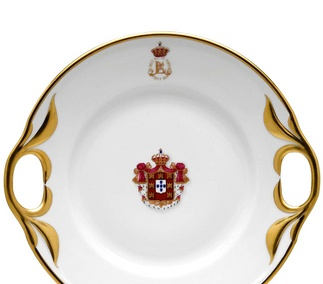 <p>Replica<br />Porcelain<br />c.1862</p>