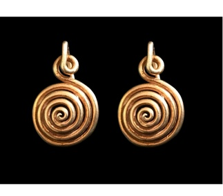 <p>Replica<br />Gilded Silver<br />19th century</p>