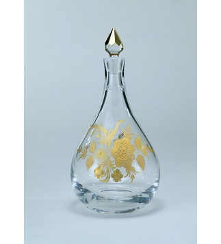 <p>Replica<br /> Glass<br /> 3rd quarter of the 18th century</p>